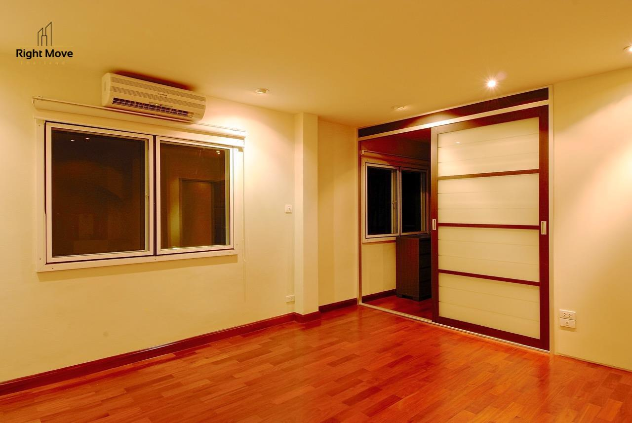 Right Move Thailand Agency's HR968 Single House For Rent 170,000 THB 4 Bedrooms 500 Sqm 11