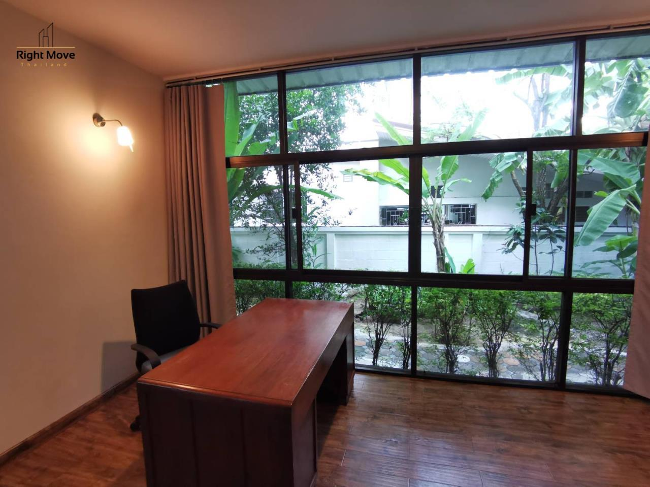 Right Move Thailand Agency's HR976 House For Rent 70,000 THB 3 Bedrooms 250 Sqm 8