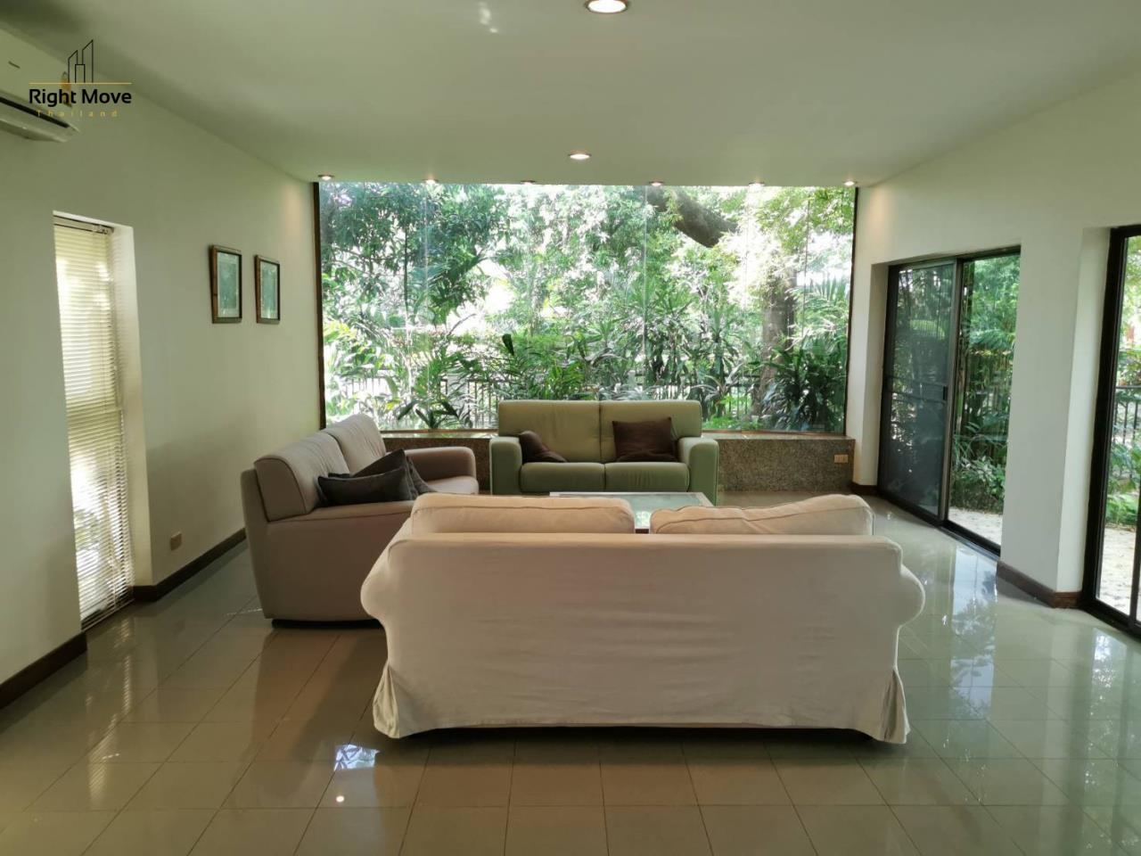 Right Move Thailand Agency's HR976 House For Rent 70,000 THB 3 Bedrooms 250 Sqm 1