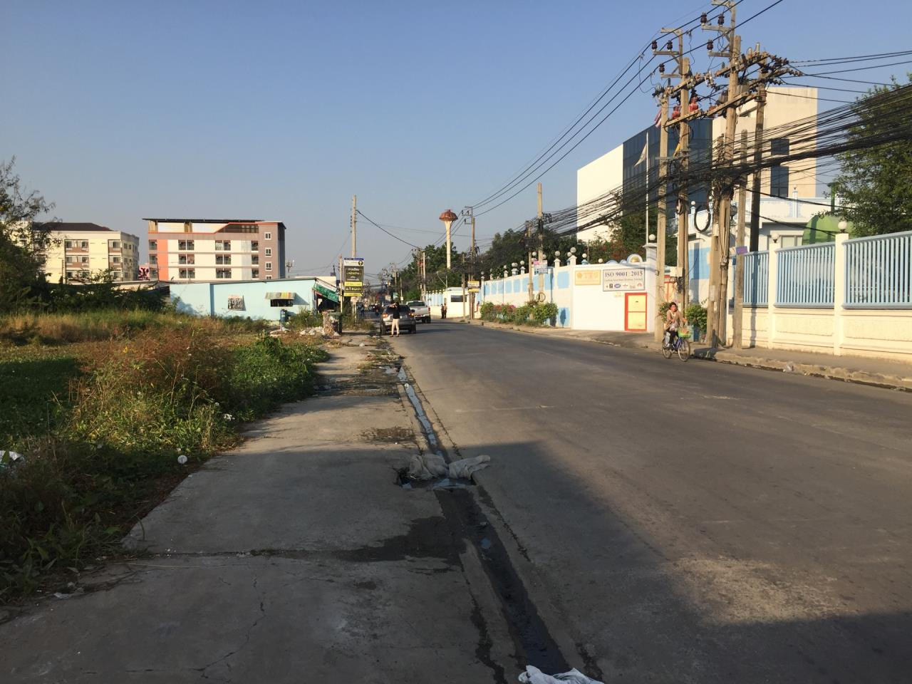 Right Move Thailand Agency's Land for sale in Bangna THB 11,000,000 / Rai 4