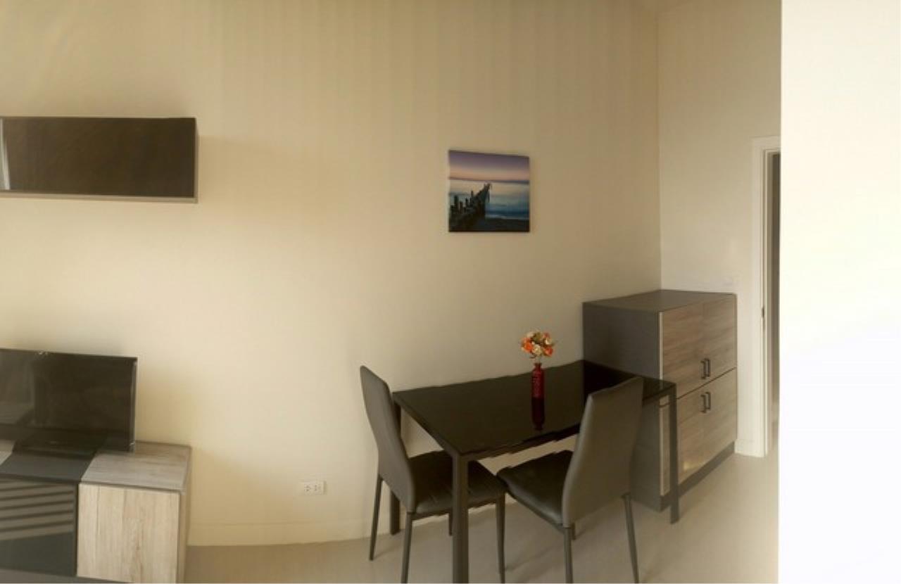 Agent - Lalida Phiangsungnoen Agency's For rent, Manor Condo, Sanambinnam, 1 bedroom, 30 sq.m., 25th floor, Building B, Chaophraya River view room, ready to move in 5