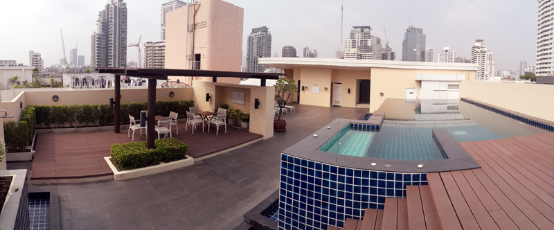 VisionQuest Thailand Property Agency's Bts Thonglor 2 Beds, 2 bath Fully Furnished Size 68 Sqm 9