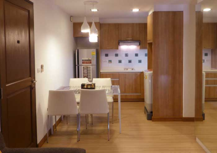 VisionQuest Thailand Property Agency's Bts Thonglor 2 Beds, 2 bath Fully Furnished Size 68 Sqm 2