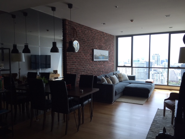 VisionQuest Thailand Property Agency's Bts Nana Spacious 1 bedroom + study room 2 bath size is 78sqm HIGH floor 5