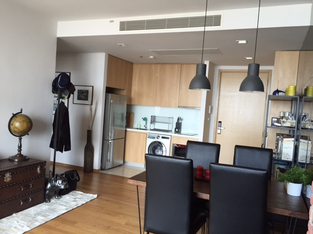 VisionQuest Thailand Property Agency's Bts Nana Spacious 1 bedroom + study room 2 bath size is 78sqm HIGH floor 4