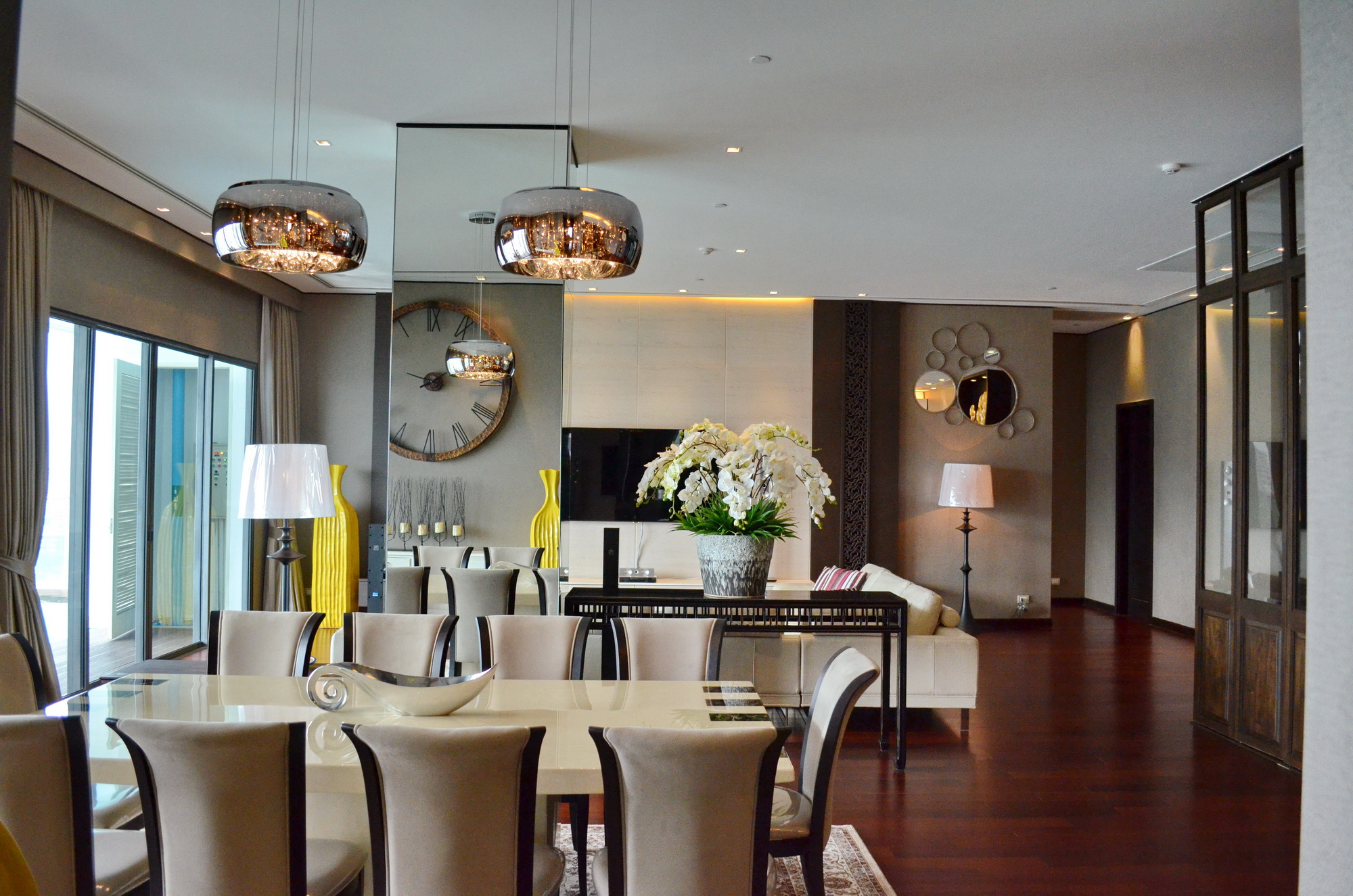 VisionQuest Thailand Property Agency's Phrom Phong 4 bedrooms 5 bathrooms, privet pool + balcony 480 Sq.m 3