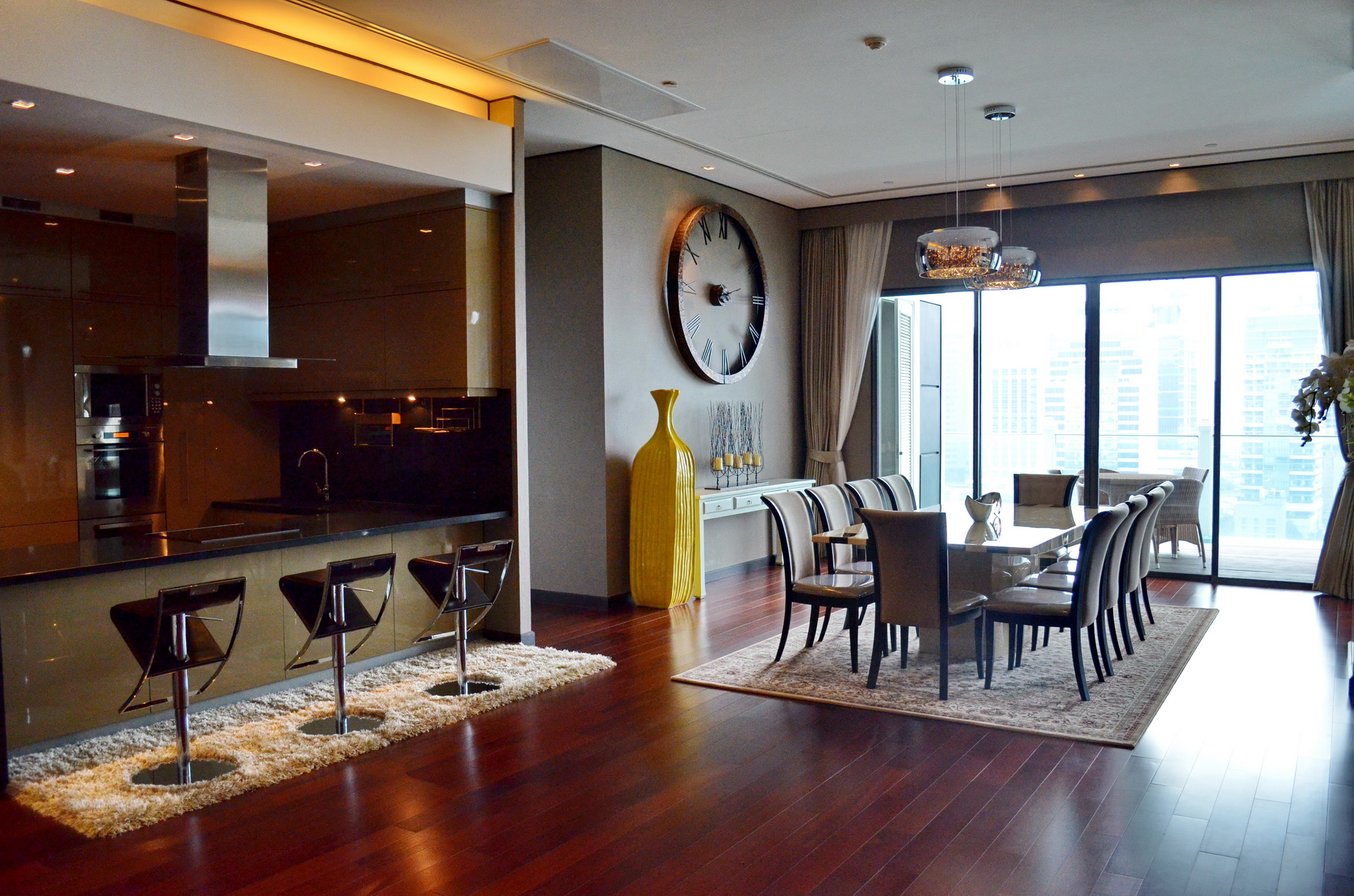 VisionQuest Thailand Property Agency's Phrom Phong 4 bedrooms 5 bathrooms, privet pool + balcony 480 Sq.m 2