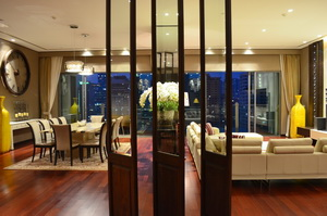 VisionQuest Thailand Property Agency's Phrom Phong 4 bedrooms 5 bathrooms, privet pool + balcony 480 Sq.m 7