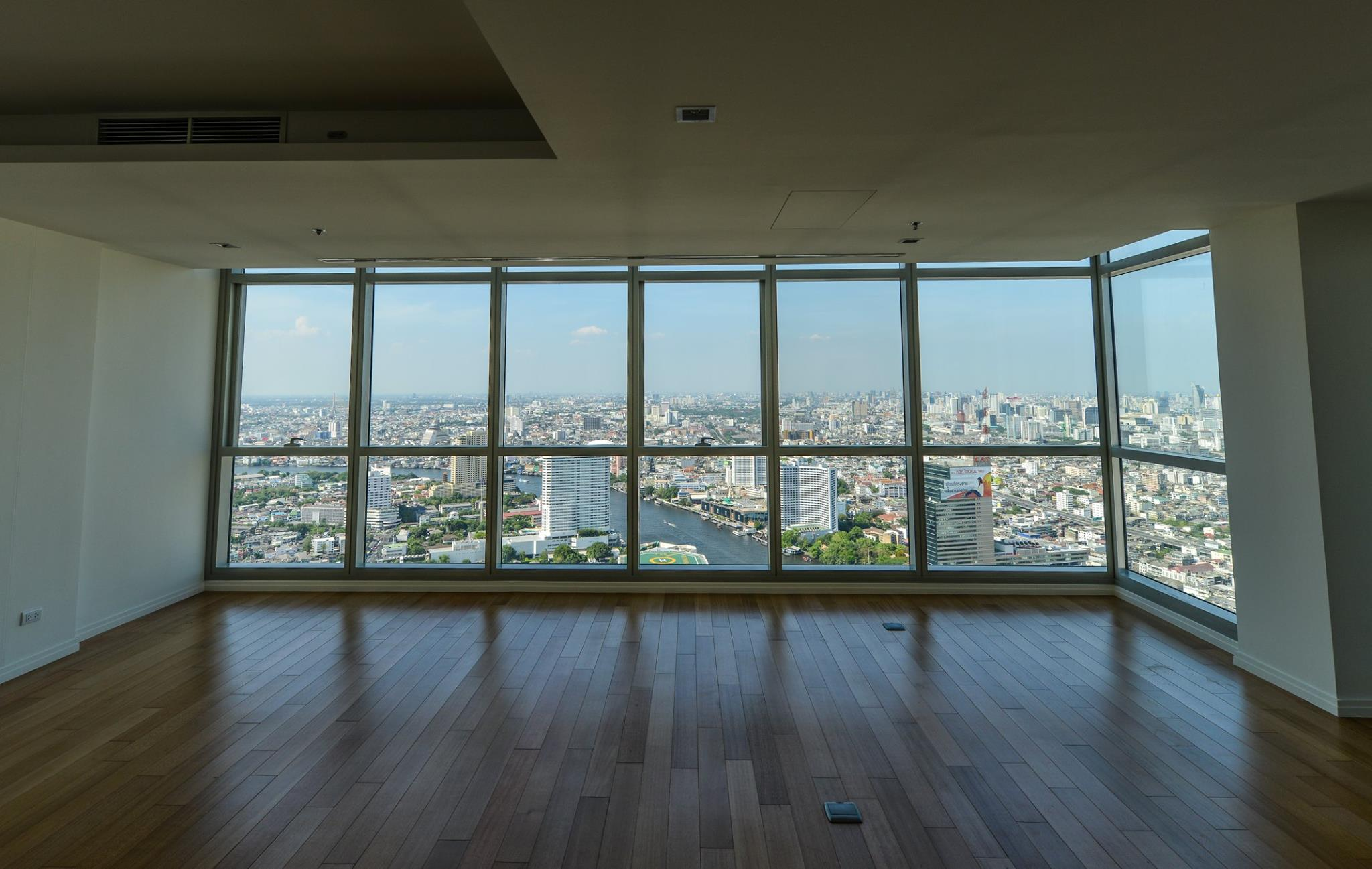 VisionQuest Thailand Property Agency's The River Penthouse 942sq.m spectacular 180 degrees river and city views 17