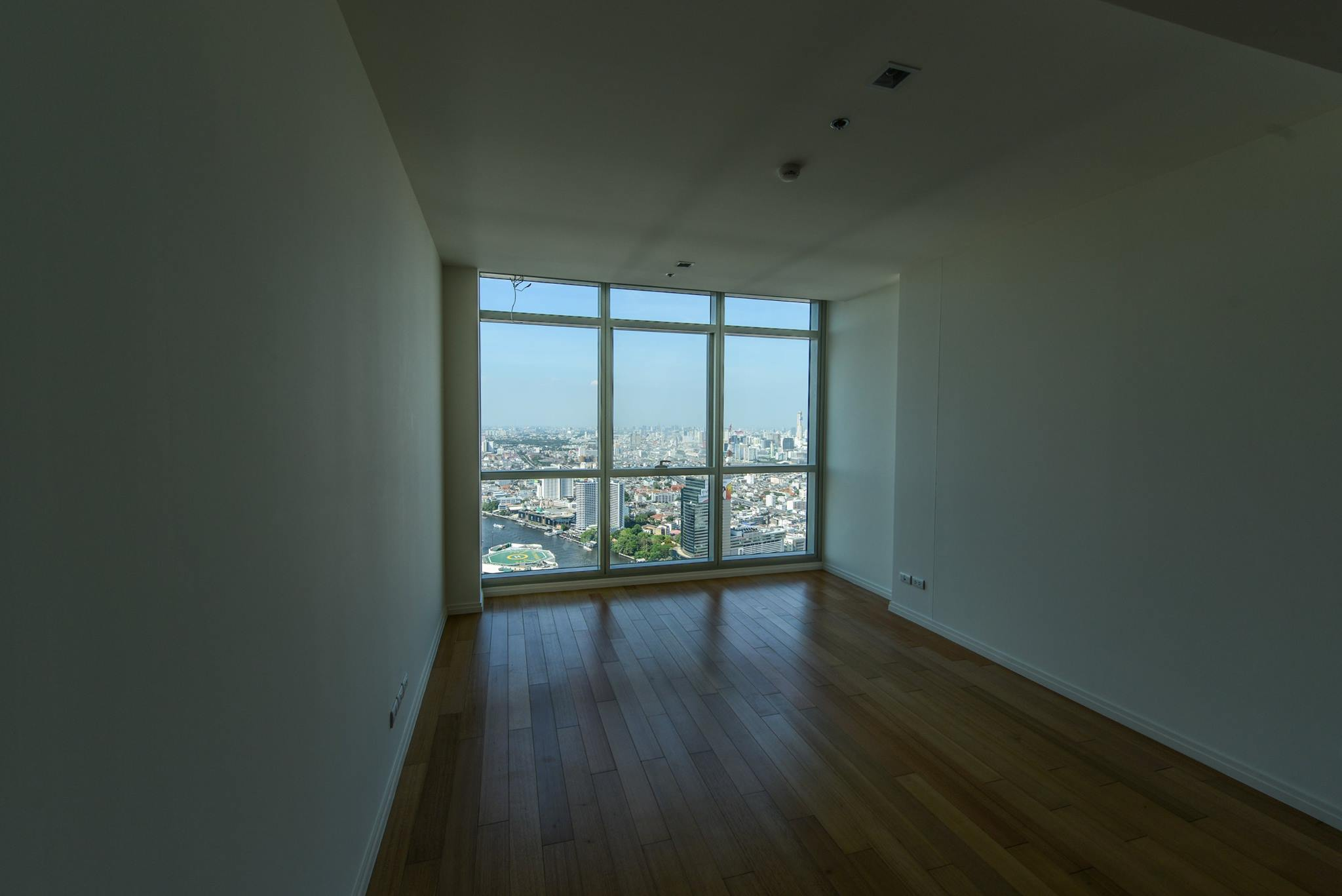 VisionQuest Thailand Property Agency's The River Penthouse 942sq.m spectacular 180 degrees river and city views 20