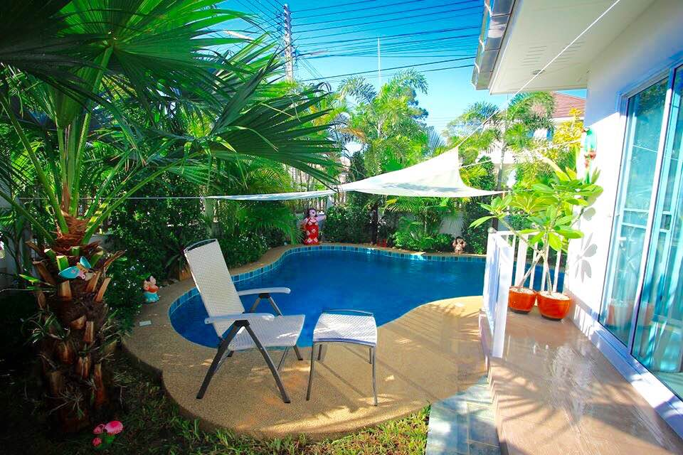 VisionQuest Thailand Property Agency's Bang Saray Beach House for sale at a low price!!! 1
