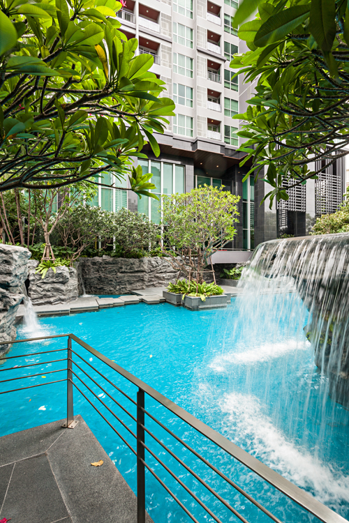 VisionQuest Thailand Property Agency's Asoke 2 bedroom 2 bathroom + 1 Jacuzzi size 65 sqm 15