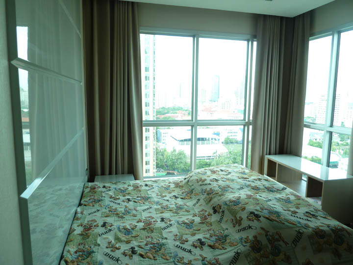 VisionQuest Thailand Property Agency's Asoke 2 bedroom 2 bathroom + 1 Jacuzzi size 65 sqm 5