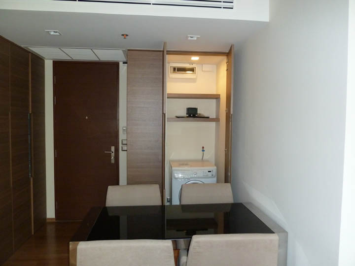VisionQuest Thailand Property Agency's Asoke 2 bedroom 2 bathroom + 1 Jacuzzi size 65 sqm 6