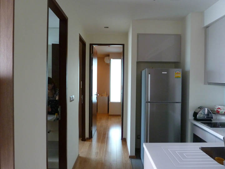 VisionQuest Thailand Property Agency's Asoke 2 bedroom 2 bathroom + 1 Jacuzzi size 65 sqm 7