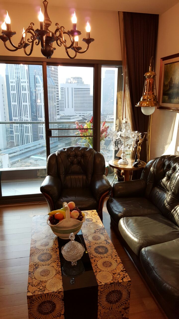 VisionQuest Thailand Property Agency's NANA 2 Bedrooms 2 baht 77sqm west view skytrain  unfurnished nice decor 7