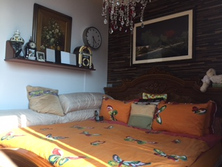 VisionQuest Thailand Property Agency's NANA 2 Bedrooms 2 baht 77sqm west view skytrain  unfurnished nice decor 12