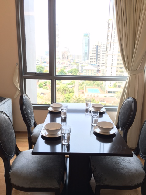 VisionQuest Thailand Property Agency's Phrom Phong Luxury 2 Bedroom Condo H Sukhumvit 43 Room for RENT  3
