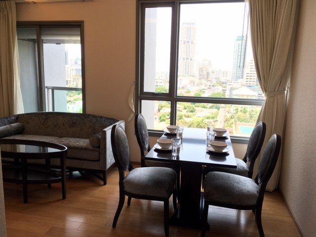 VisionQuest Thailand Property Agency's Phrom Phong Luxury 2 Bedroom Condo H Sukhumvit 43 Room for RENT  1