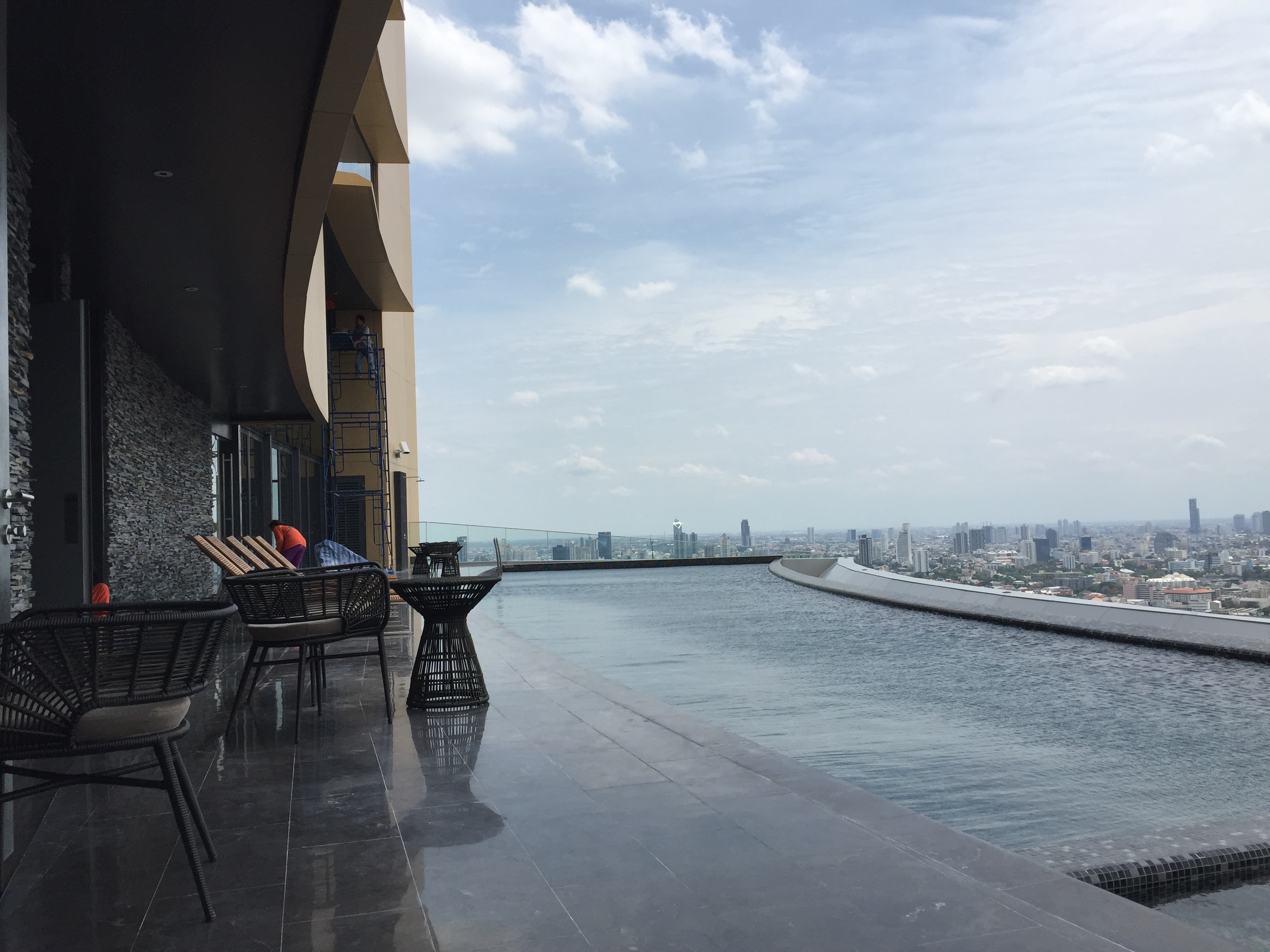 VisionQuest Thailand Property Agency's Sukhumvit soi 24 1 bedroom 1 bath high floor Now for Sell 2