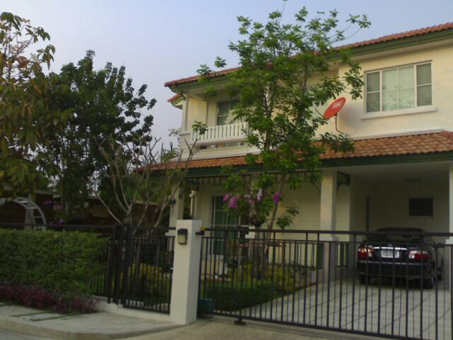 VisionQuest Thailand Property Agency's Single house 2 stories 3 bedrooms 2 baths 63 S/W SELL 1