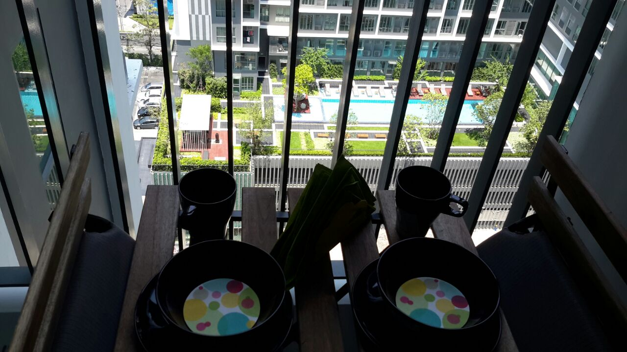 VisionQuest Thailand Property Agency's Phra Khanong condo for rent fully furnished 2