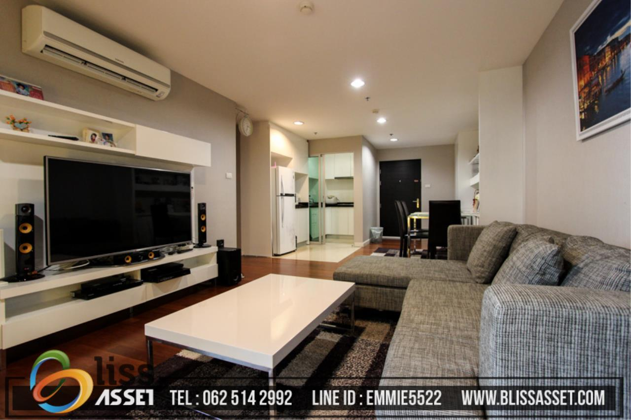 Bliss Asset Corporation Agency's For Sell Belle Grand Rama 9 Area 97.32 Sq.m 3 bedrooms 2 bathrooms building D2 8th floor 9