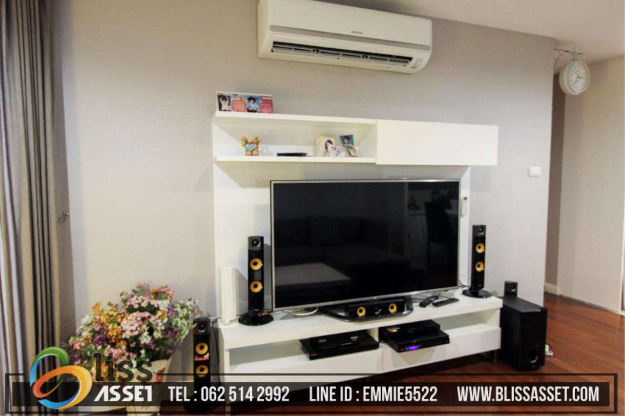 Bliss Asset Corporation Agency's For Sell Belle Grand Rama 9 Area 97.32 Sq.m 3 bedrooms 2 bathrooms building D2 8th floor 15