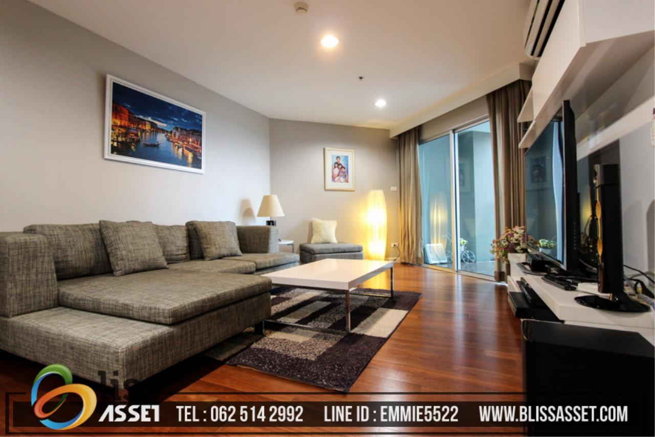 Bliss Asset Corporation Agency's For Sell Belle Grand Rama 9 Area 97.32 Sq.m 3 bedrooms 2 bathrooms building D2 8th floor 1