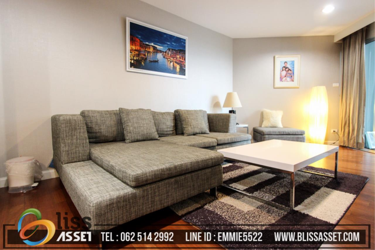 Bliss Asset Corporation Agency's For Sell Belle Grand Rama 9 Area 97.32 Sq.m 3 bedrooms 2 bathrooms building D2 8th floor 2