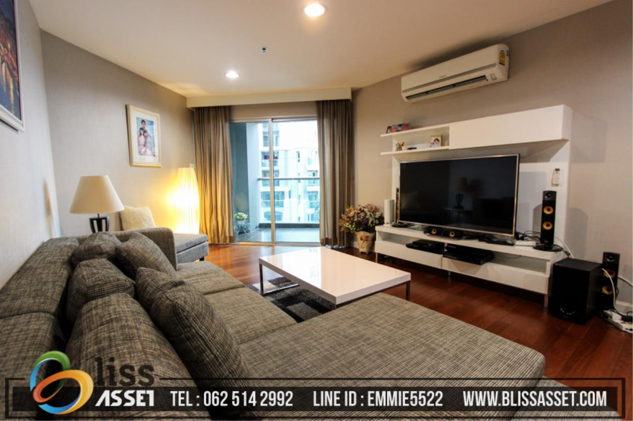 Bliss Asset Corporation Agency's For Sell Belle Grand Rama 9 Area 97.32 Sq.m 3 bedrooms 2 bathrooms building D2 8th floor 3
