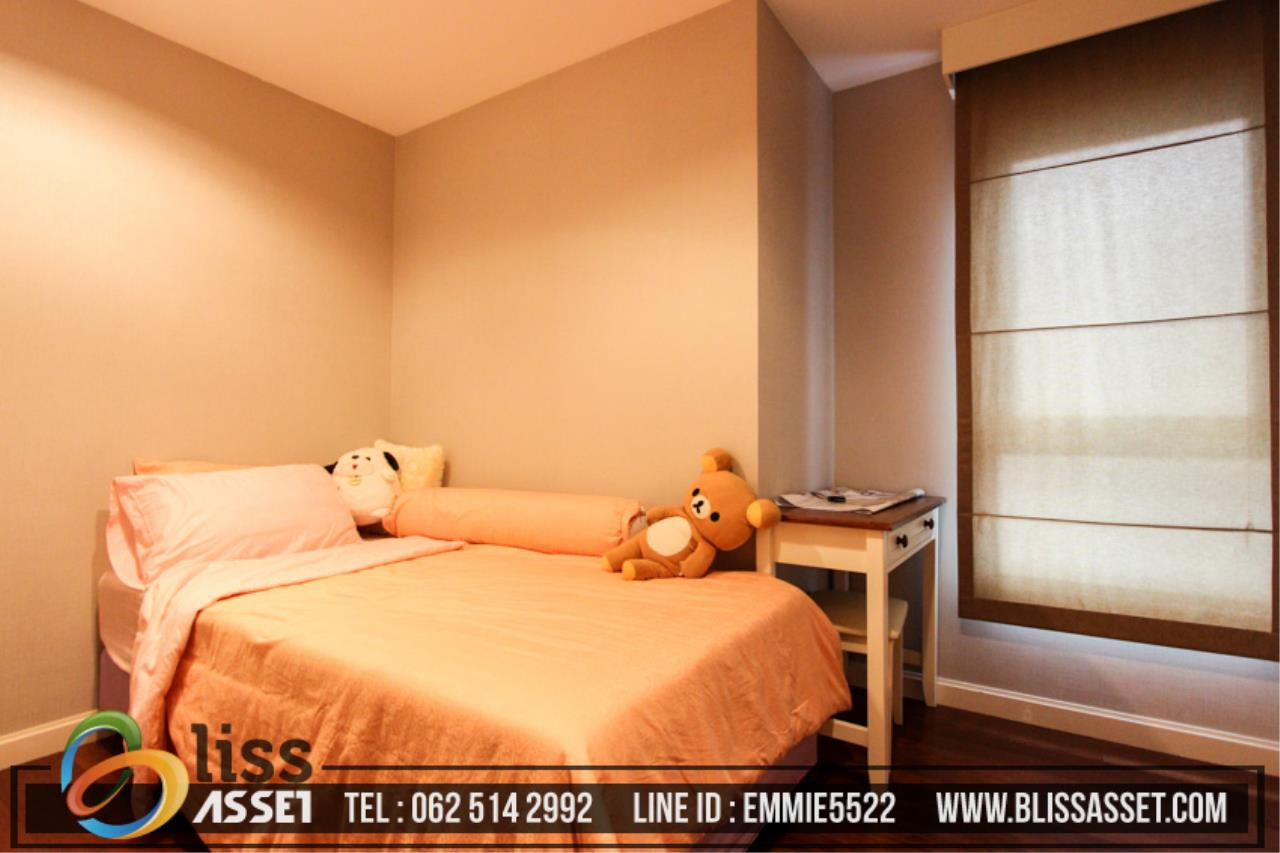 Bliss Asset Corporation Agency's For Sell Belle Grand Rama 9 Area 97.32 Sq.m 3 bedrooms 2 bathrooms building D2 8th floor 6
