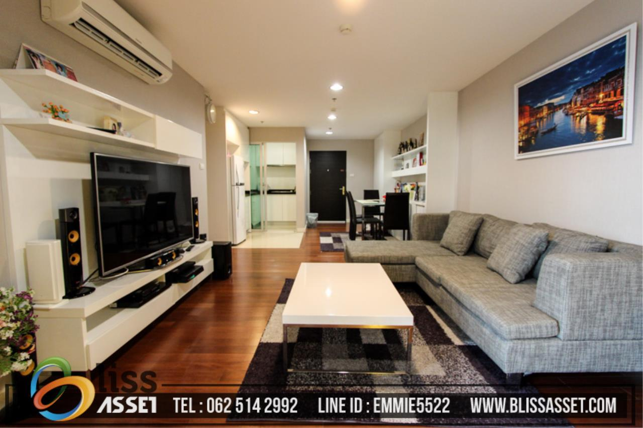 Bliss Asset Corporation Agency's For Sell Belle Grand Rama 9 Area 97.32 Sq.m 3 bedrooms 2 bathrooms building D2 8th floor 7
