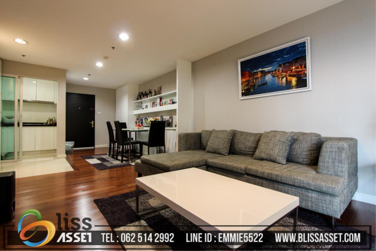 Bliss Asset Corporation Agency's For Sell Belle Grand Rama 9 Area 97.32 Sq.m 3 bedrooms 2 bathrooms building D2 8th floor 8