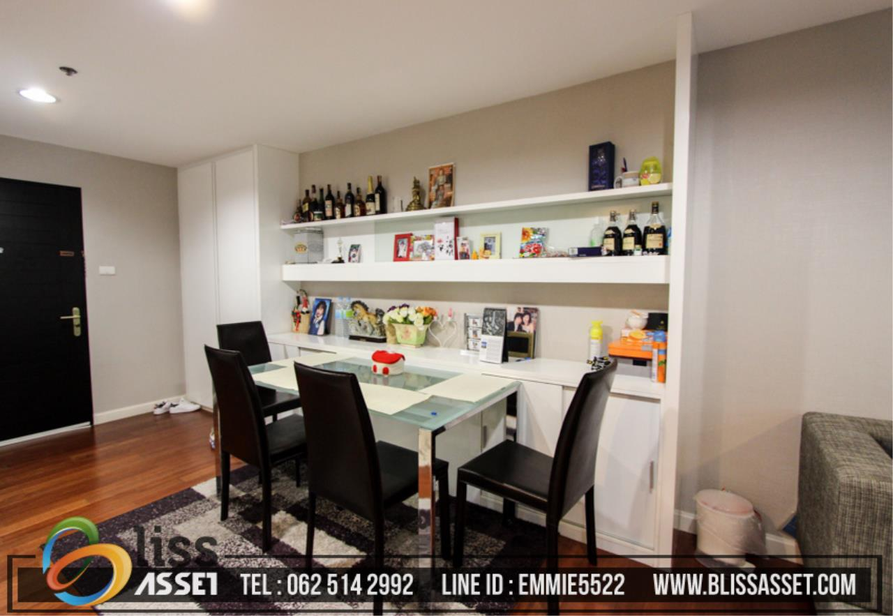 Bliss Asset Corporation Agency's For Sell Belle Grand Rama 9 Area 97.32 Sq.m 3 bedrooms 2 bathrooms building D2 8th floor 18