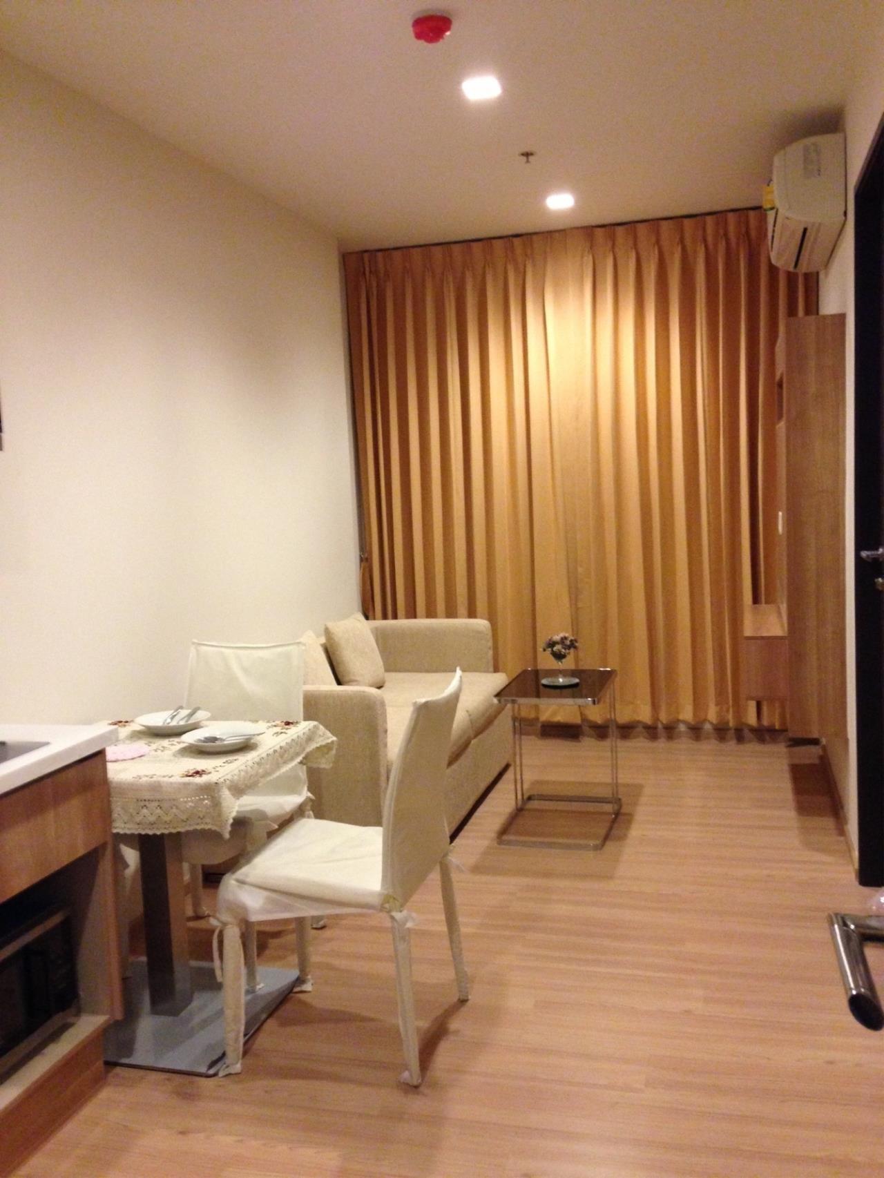 Optima Global Real Estate Agency's Rhythm Sathorn for rent    1