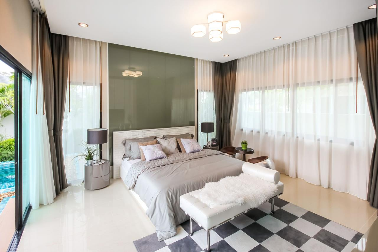 Thaiproperty1 Agency's New pool villa - 50% financ - Na Jomtien 6