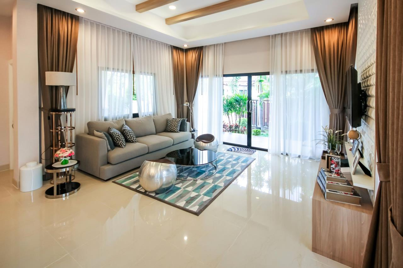 Thaiproperty1 Agency's New pool villa - 50% financ - Na Jomtien 15