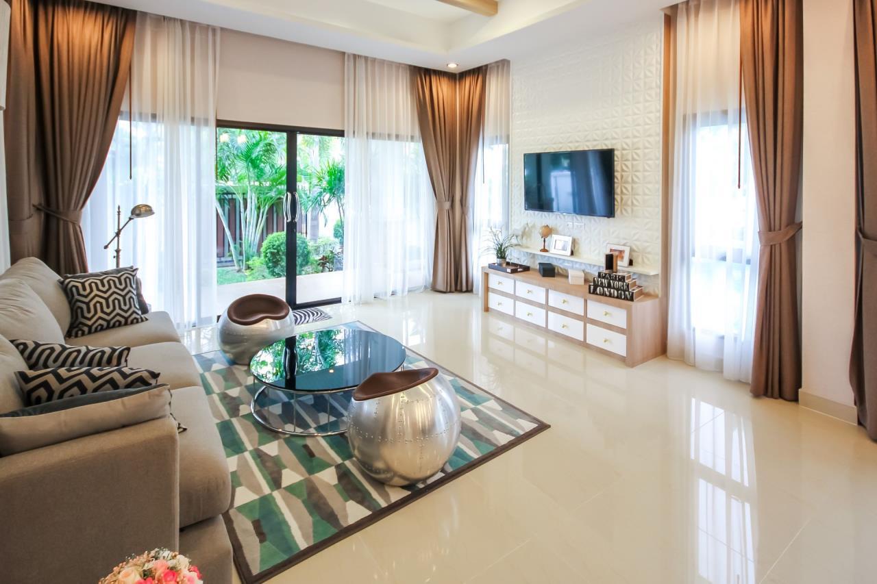 Thaiproperty1 Agency's New pool villa - 50% financ - Na Jomtien 16