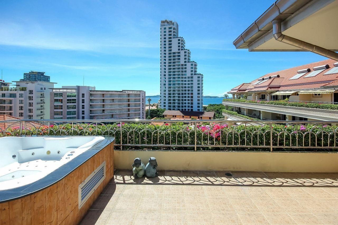 Thaiproperty1 Agency's Large penthouse - Pattaya  1