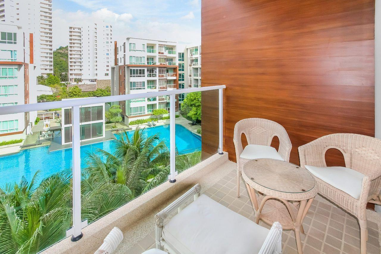 Thaiproperty1 Agency's 2 bedroom condo close to the beach 15