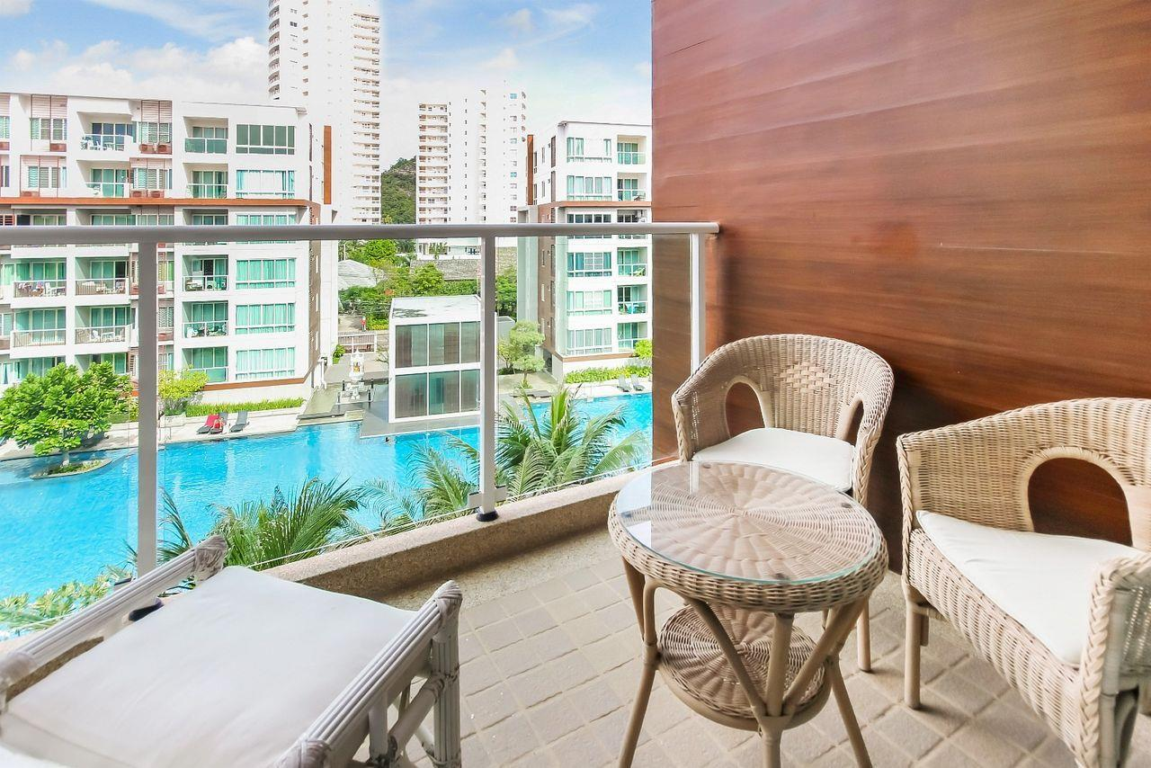Thaiproperty1 Agency's 2 bedroom condo close to the beach 16