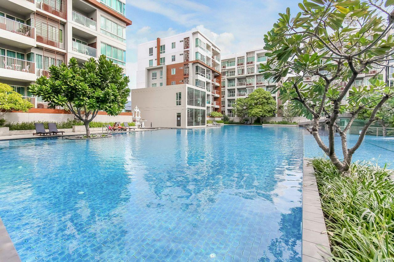 Thaiproperty1 Agency's 2 bedroom condo close to the beach 22