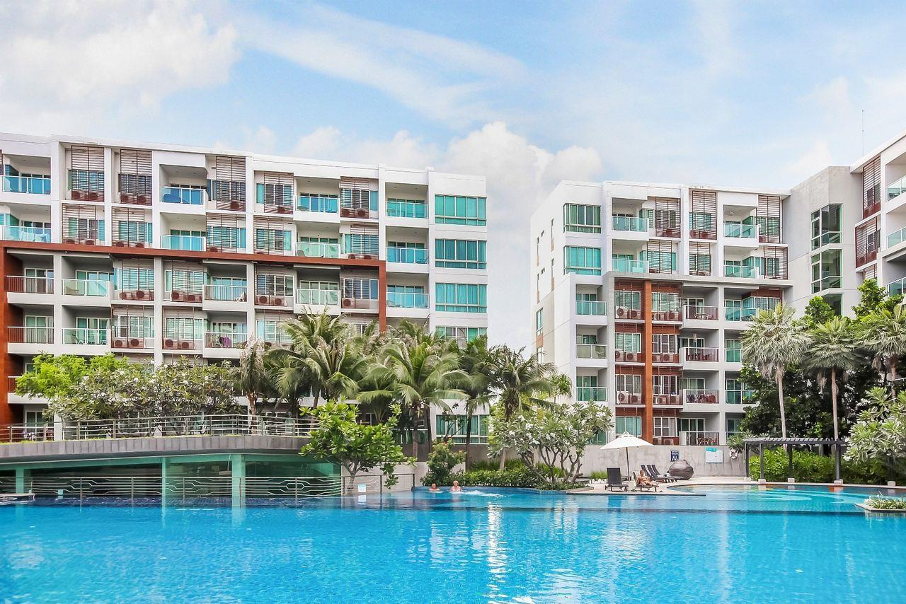 Thaiproperty1 Agency's 2 bedroom condo close to the beach 25