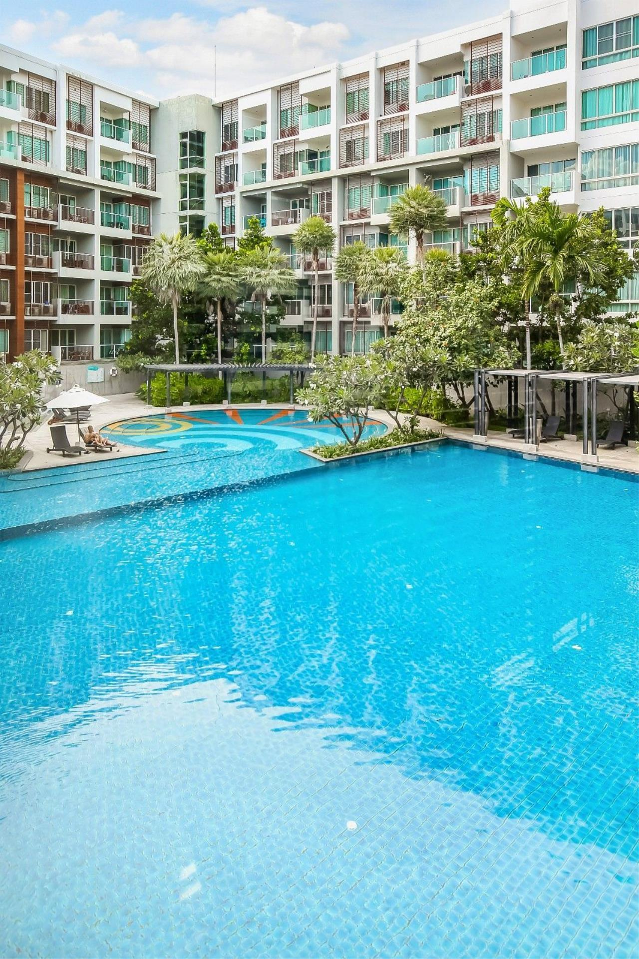 Thaiproperty1 Agency's 2 bedroom condo close to the beach 26