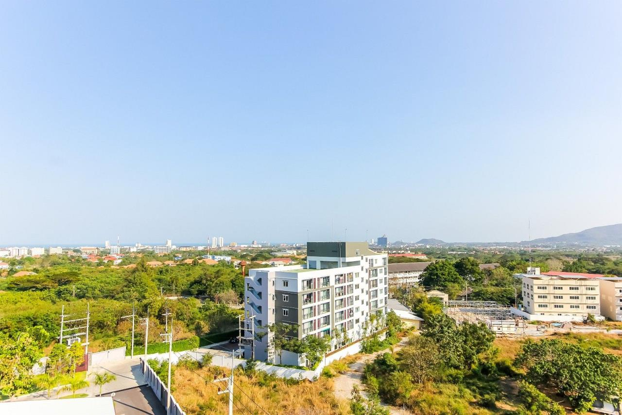 Thaiproperty1 Agency's The 88 Condo - Spacious 2 bedroom with beautiful view 2