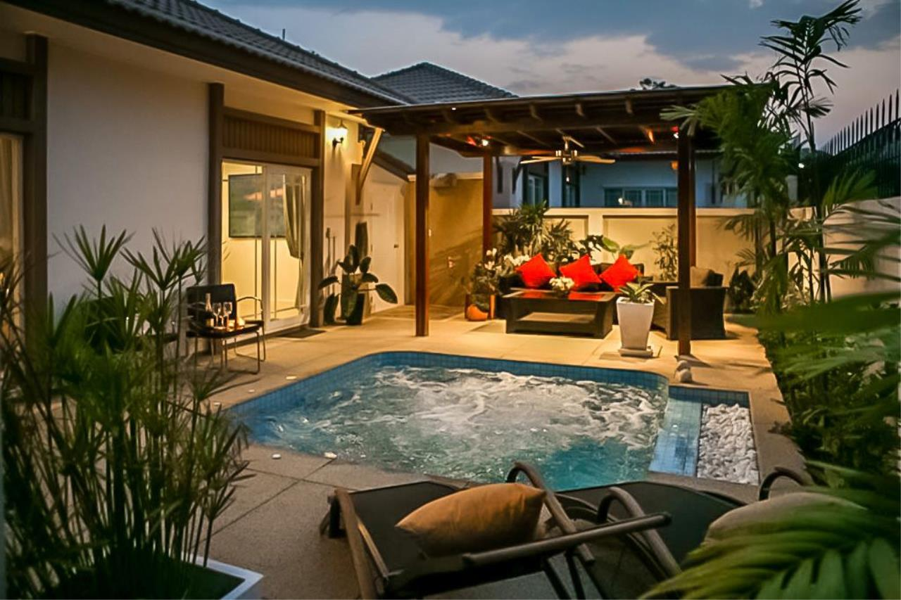 Thaiproperty1 Agency's Sida Tropical Villas 4 - Hua Hin  1