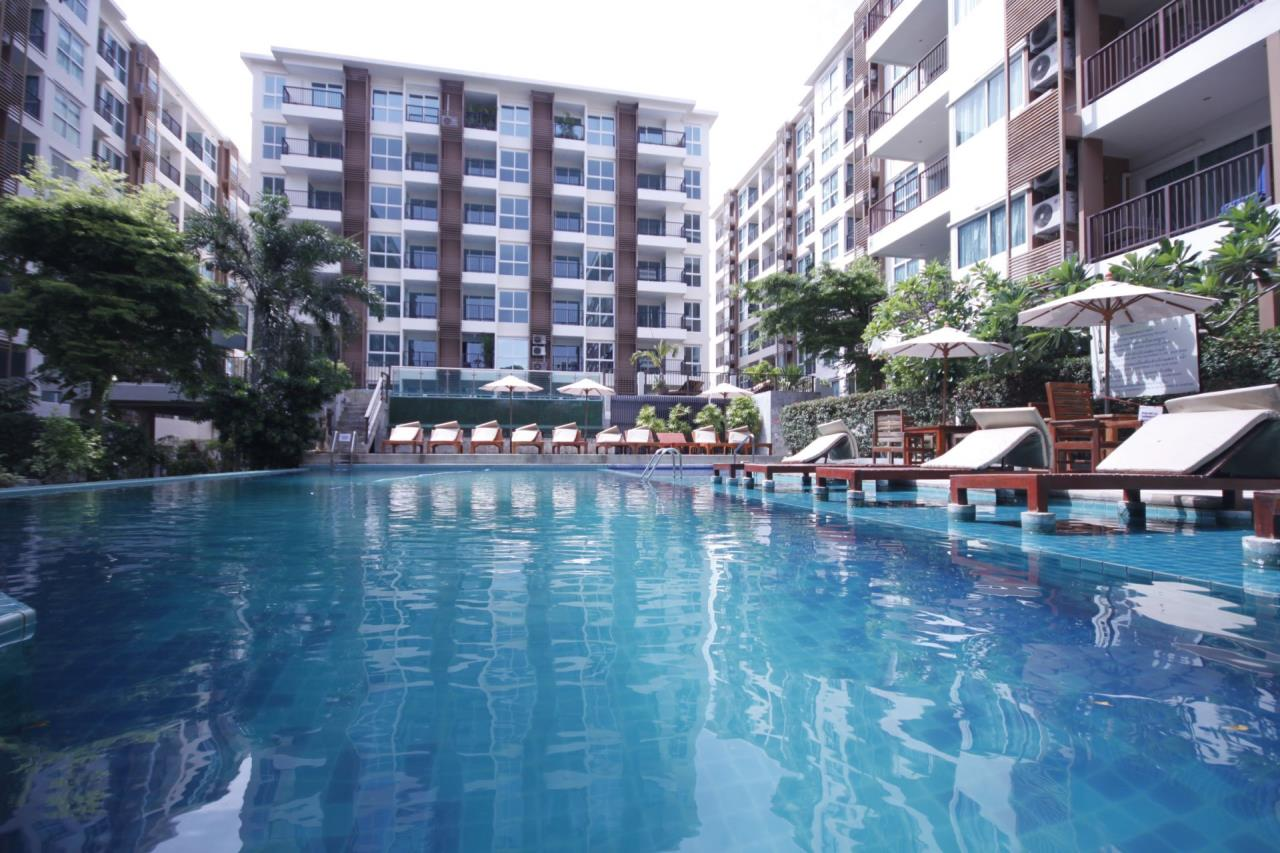 Thaiproperty1 Agency's Studio condo - Pattaya 1