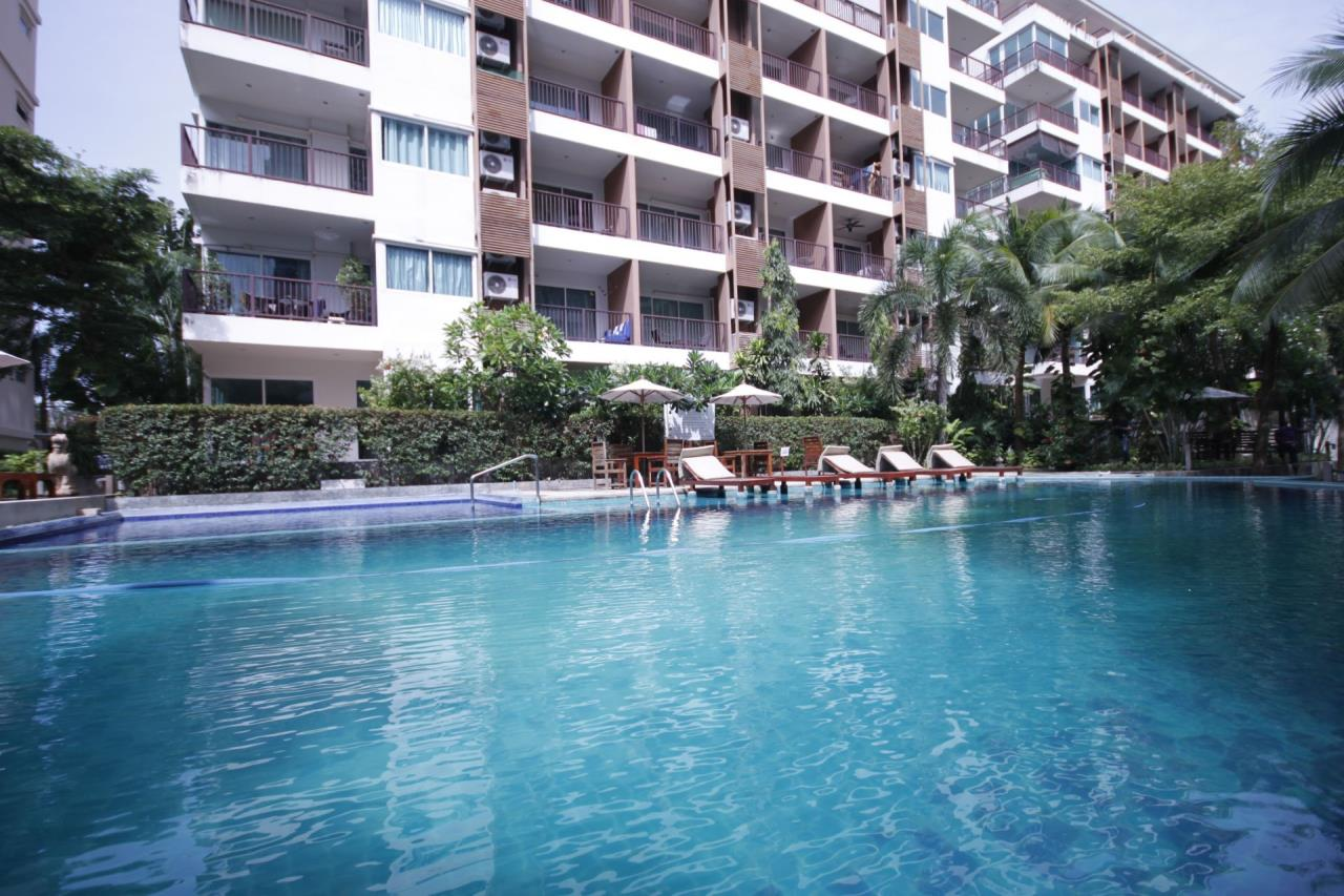 Thaiproperty1 Agency's Studio condo - Pattaya 17