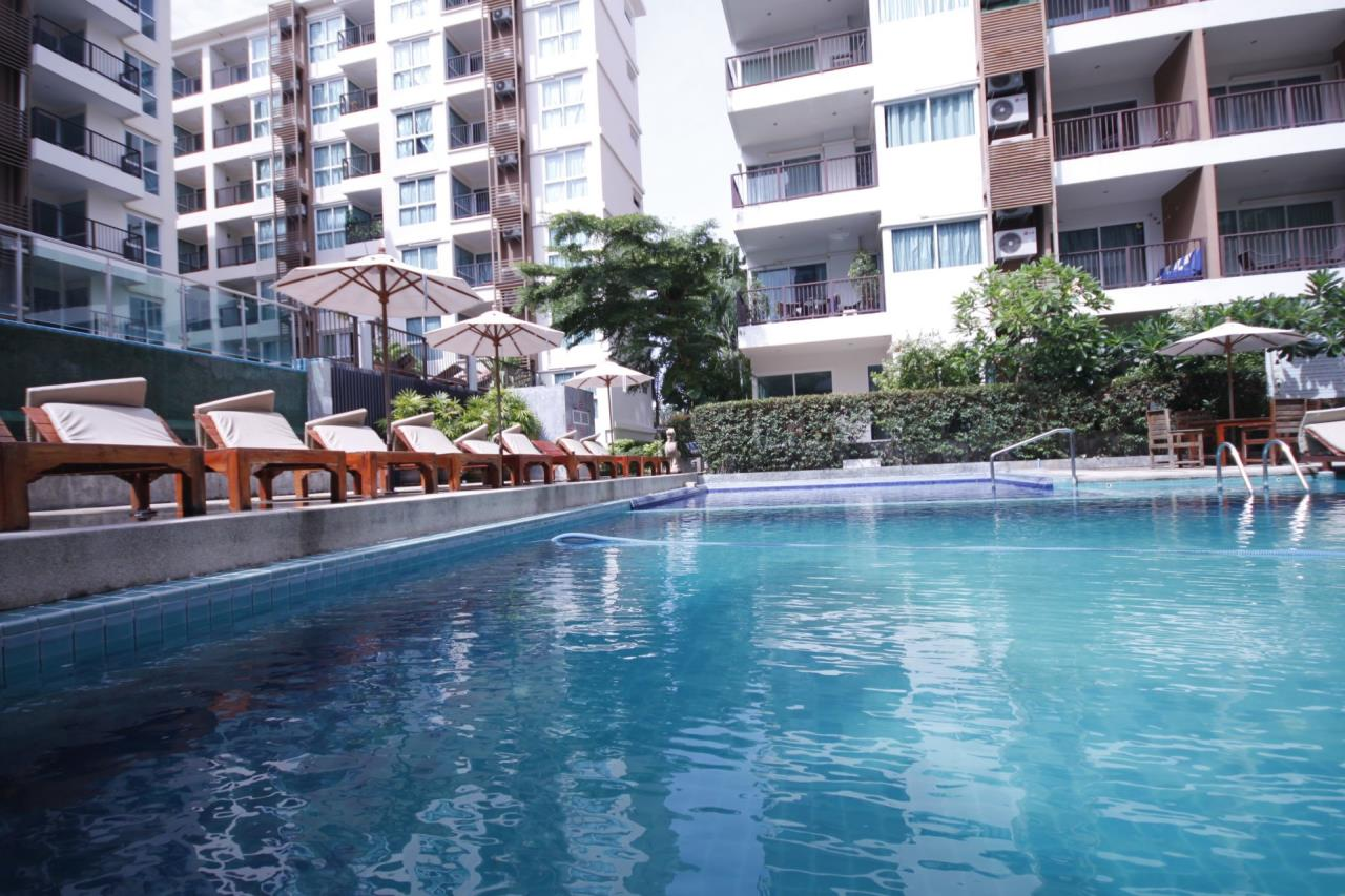 Thaiproperty1 Agency's Studio condo - Pattaya 18